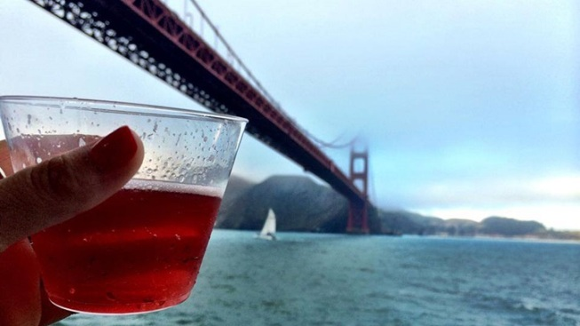 Hard Cider Summit Pours at the Presidio