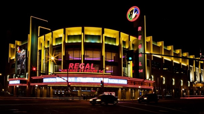 Movies + $7 + Regal LA Live + Tuesdays = Yay