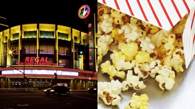 Regal Cinemas LA Live: $1 Movie Mornings