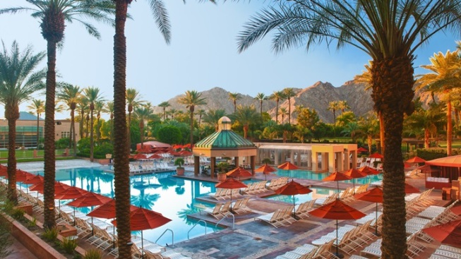 Indian Wells Idyll: Spring Break in the Desert