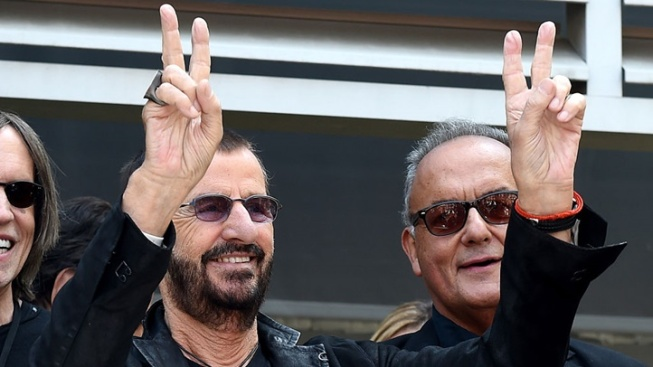 Ringo Starr: Hollywood Peace & Love Salute