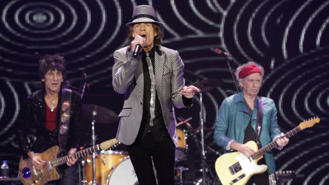 Rolling Stones: Not-So-Secret LA Show Shhh...