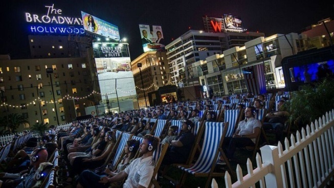 Rooftop Cinema Club: Tickets on Sale