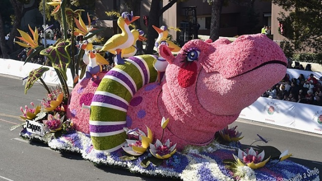 Rose Parade: The 2018 Theme Is...