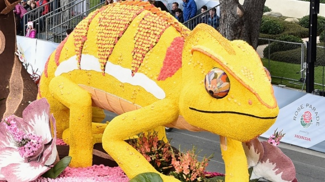 This Week: 130th Rose Parade Blooms in Pasadena