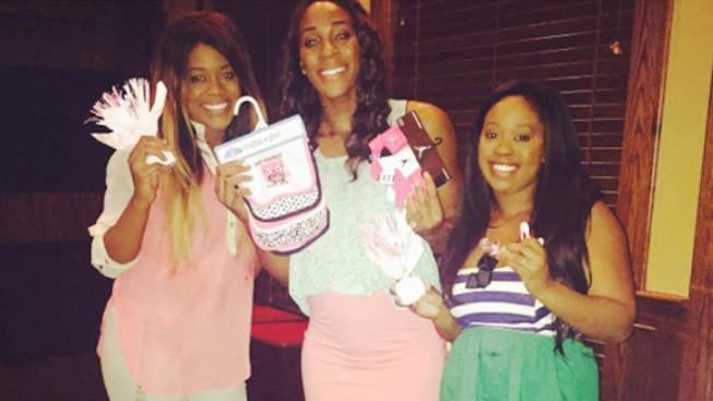 Glory Johnson Reveals She's Pregnant With Twin Girls After Judge Rejects Brittney Griner's Request for Annulment