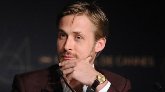 Ryan Gosling Movie Inspires Man To Throw Hot Dog At Tiger Woods
