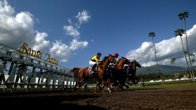 Opening Day, Hooray: Santa Anita Park