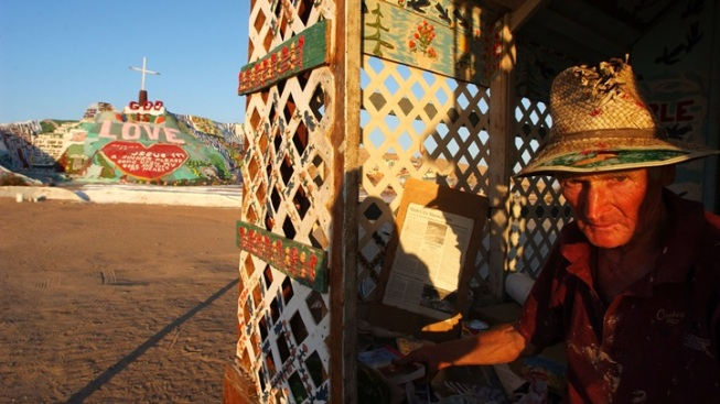 Remembering Salvation Mountain's Leonard Knight