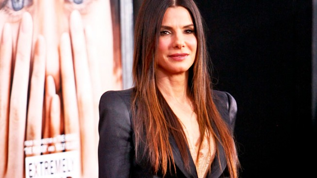 "Sandra Bullock: ""I Was Perfectly Content to be Permanently Broken"""