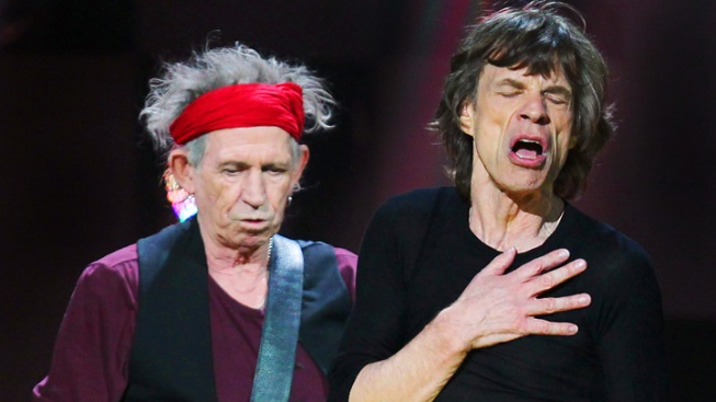 Keith Richards: New Rolling Stones Record Coming Next Year