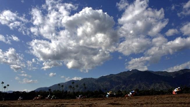Fast Ponies: Santa Anita Opening Day