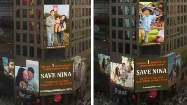 Drive to Find Marrow Donor for South Bay Woman Hits Times Square