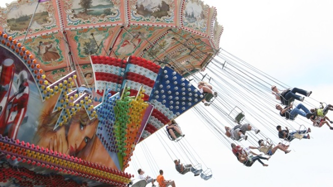 Swinging This Way: The Big Summer County Fairs