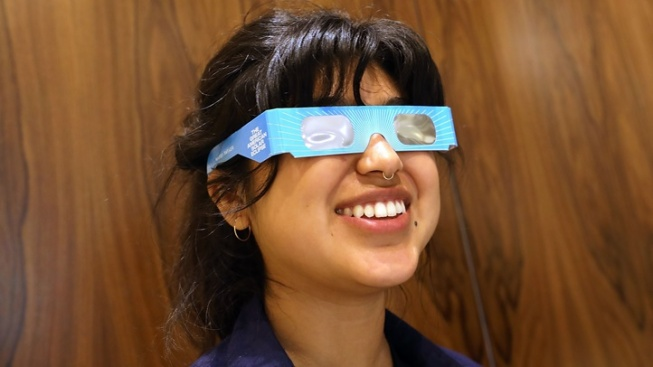 JPL Visits Kidspace: Solar Eclipse Fun