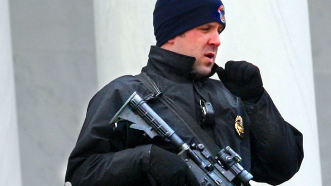 Authorities Remain Vigilant for Obama's Second Inauguration