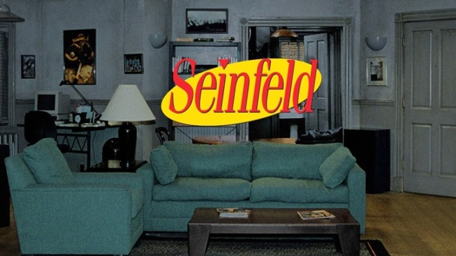 Seinfeld's Apartment: Walk Inside
