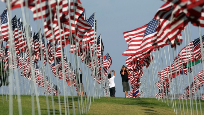 SoCal Events in Remembrance of Sept. 11, 2001 Attack Victims
