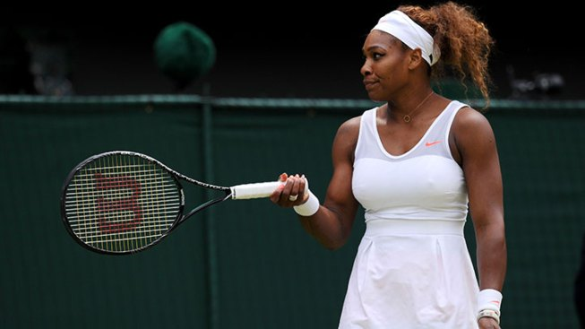 Defending Champ Serena Williams Loses at Wimbledon