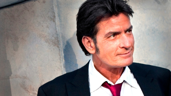 "Charlie Sheen Reflects on His ""Cringeable"" Year"