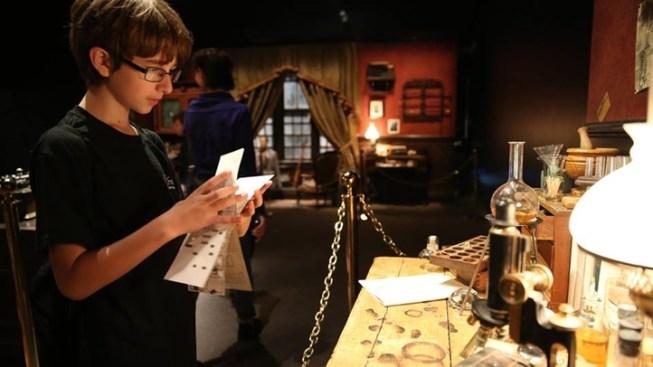 OC Gumshoes: Sherlock Holmes Exhibition