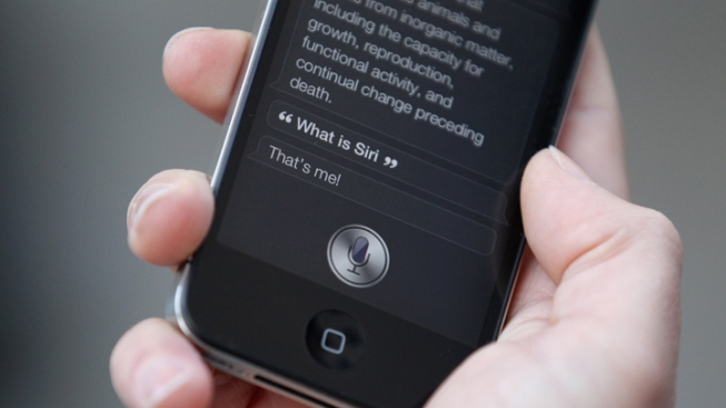 "Apple Looks to Make Siri More ""Witty"""