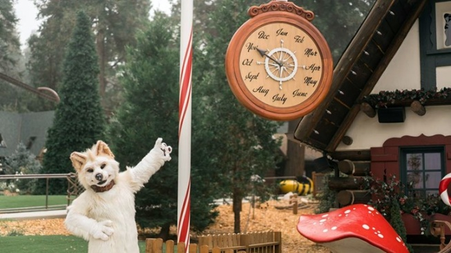 Ho, Ho, Ho: Opening Day at Santa's Village