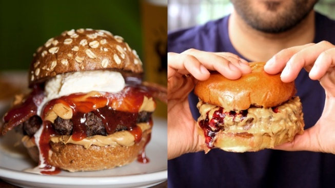 Happy National PB&J Day, Burger Buffs