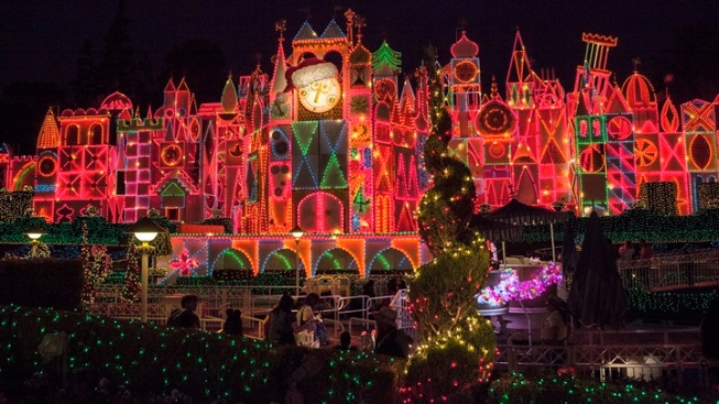 Disneyland Holidays (Plus 'Star Wars,' Too)
