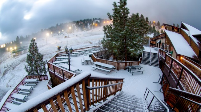 Opening: Snow Summit and Bear Mountain