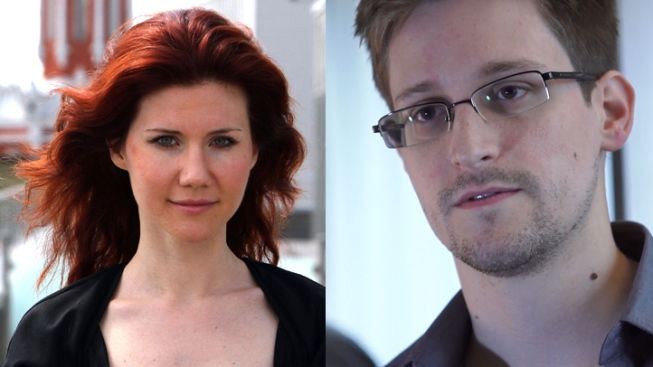 Snowden Gets Surprise Marriage Proposal From Former Russian Spy