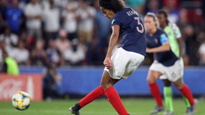 France Goes 3-0 at World Cup With 1-0 Win Over Nigeria