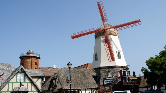 Tasting Trail: Solvang's Plate-Packed Path