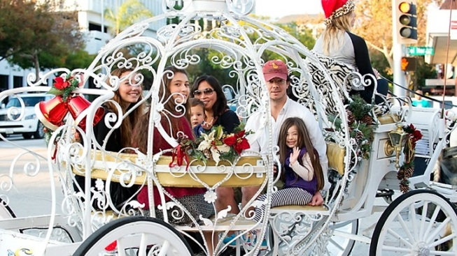 Pasadena Holiday: Free Fests 'N Fun Times