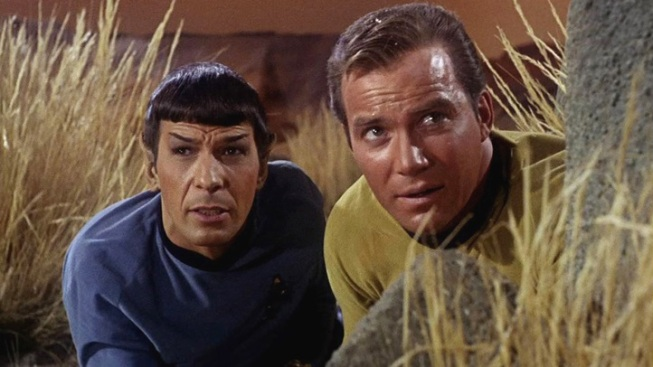 'Star Trek' at 50: Cosmic Anniversary