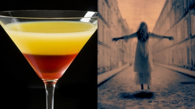 A Spooky Speakeasy Materializes, for One Night Only