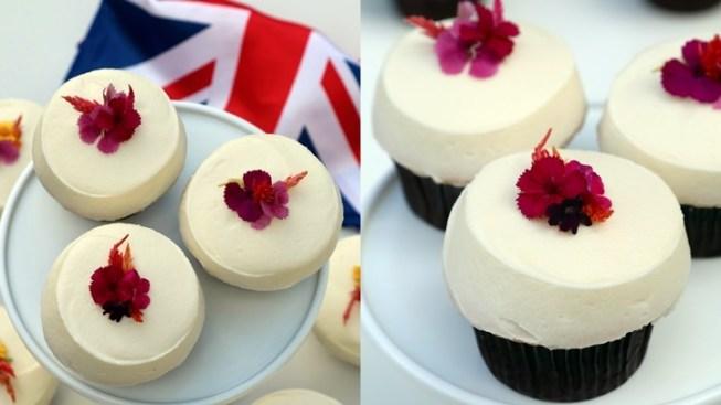 Sprinkles Celebrates the Royal Wedding, Cupcake-Style