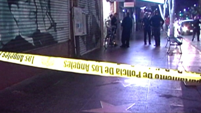 One Critical After Hollywood Boulevard Stabbing