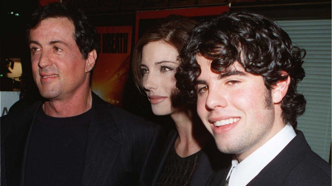 Sylvester Stallone Opens Up About Son Sage's Death
