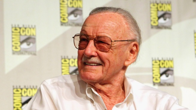 The King of Comic-Con: Stan Lee