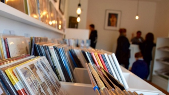 Malibu New: An All-Vinyl Record Shop