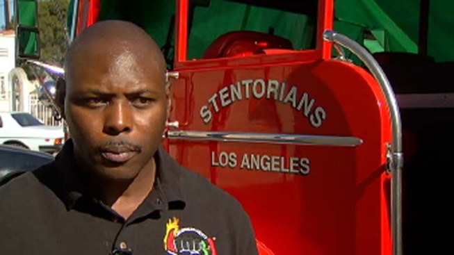 Firefighters Donate Ambulance to Haiti Quake Relief