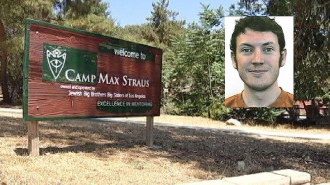 Colorado Shooting Suspect James Holmes Was Camp Counselor in LA County