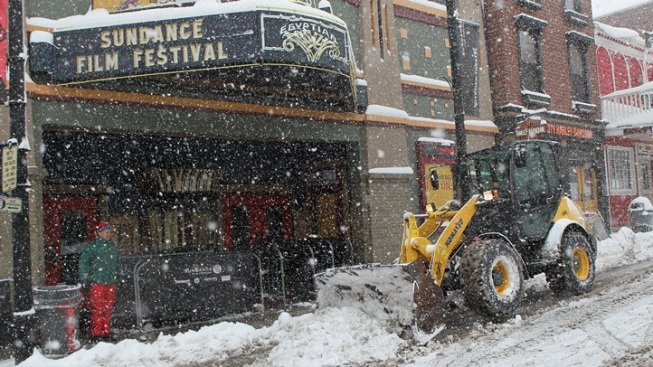 Sundance Cinema, Sans the Snow
