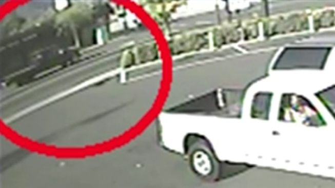 Surveillance Video Released in Girl's Hit-and-Run Case