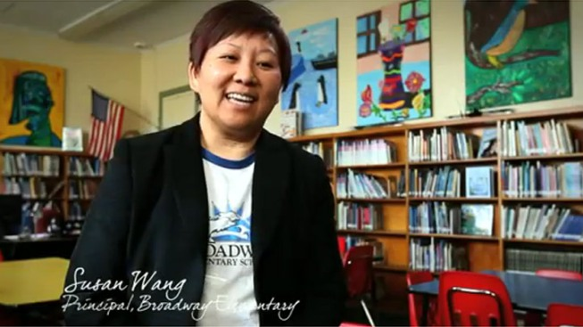 Asian Pacific American Heritage Month: Susan Wang