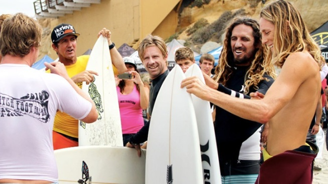 Sandtastic Fundraiser: Switchfoot Bro-Am