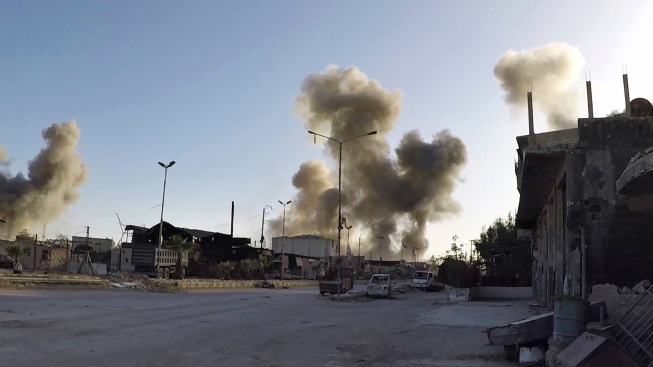 Tensions Rise as Israel Blamed for Syria Missile Strike