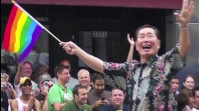 """George Takei Offers Alternative to """"Don't Say Gay"""" Bill"""
