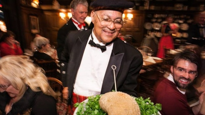 Poems and Kilts: It's Haggis Time, LA